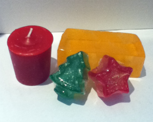 Candles & Soaps